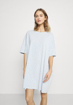 Monki - TOONIE - Nachthemd - blue light