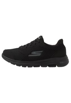 Skechers Performance - GO WALK 5  QUALIFY - Trainings-/Fitnessschuh - black