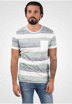 Solid - HEINRICH - T-Shirt print - huntergree