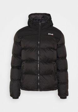 Schott - UTAH2 UNISEX - Winterjacke - black