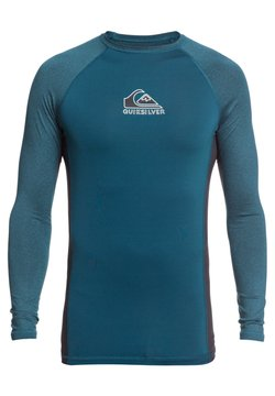 Quiksilver - BACKWASH - Surfshirt - majolica blue heather