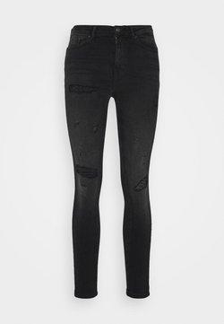 ONLY - ONLPAOLA - Jeans Skinny Fit - black denim