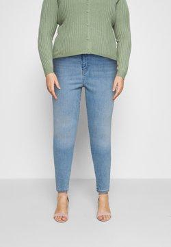 Levi's® Plus - PLUS MILE HIGH SS - Jeans Skinny Fit - galaxy hazy days