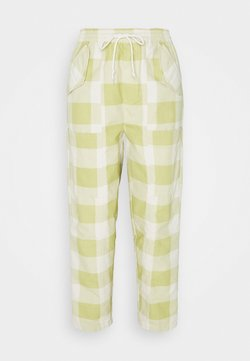 Obey Clothing - PROVENCE PANT - Stoffhose - grass
