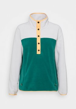 Burton - HEARTH - Fleecepullover - teal