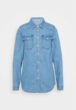 New Look Tall - MACI  - Camicia - mid blue