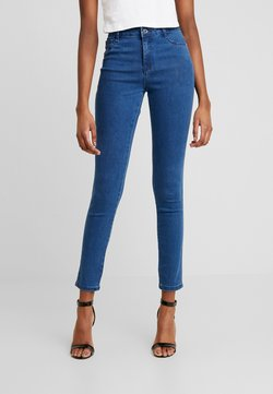 Missguided - ANARCHY RISE - Slim fit jeans - blue