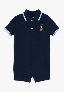 Polo Ralph Lauren - ONE PIECE SHORTALL - Combinaison - newport navy