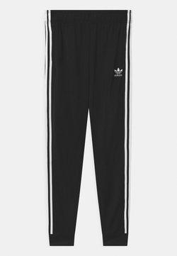 adidas Originals - UNISEX - Træningsbukser - black/white
