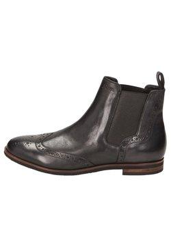 Sioux - BOVINIA - Ankle Boot - schwarz