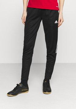 adidas Performance - TIRO  - Jogginghose - black