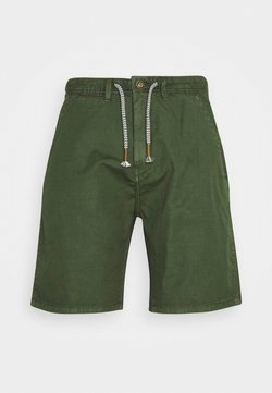INDICODE JEANS - STARK - Shorts - army