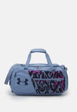 Under Armour - UNDENIABLE UNISEX - Sporttasche - washed blue