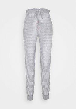 Women Secret - LONG PANT - Nachtwäsche Hose - grey