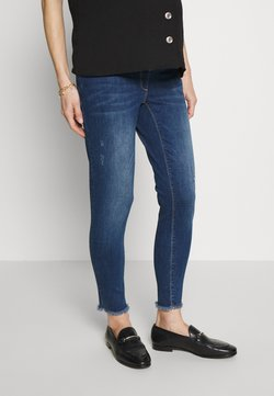 LOVE2WAIT - SOPHIA  DESTROYED - Jeans Slim Fit - stonewash