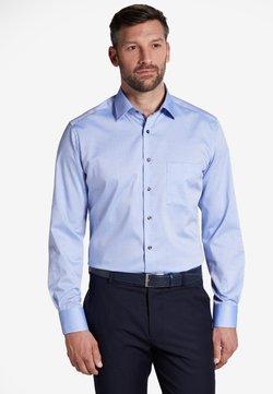 Eterna - FITTED WAIST - Hemd - blue