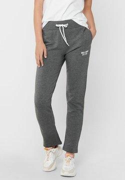 ONLY - Jogginghose - dark grey melange