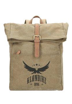 Klondike 1896 - CHUCK - Tagesrucksack - khaki