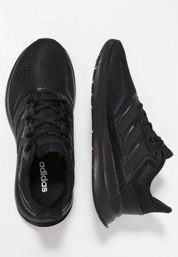 adidas Performance - RUNFALCON UNISEX - Laufschuh Neutral - core black
