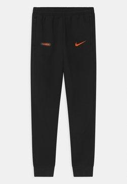 Nike Performance - AS ROM UNISEX - Pelipaita - black/safety orange