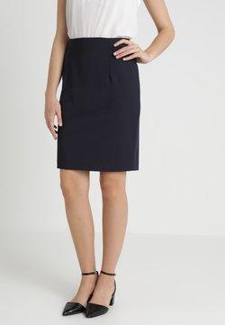 InWear - NINSA - Falda de tubo - marine blue