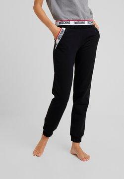 Moschino Underwear - TROUSERS - Nachtwäsche Hose - black