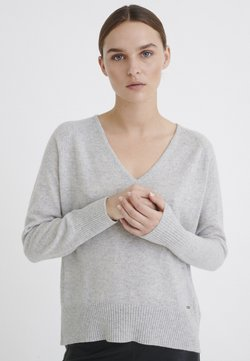 InWear - LUKKA  - Pullover - new light grey melange