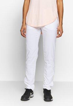 Fila - PANT PATTY - Jogginghose - white