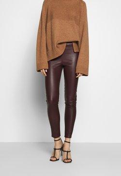STUDIO ID - LENA - Legging - burgundy