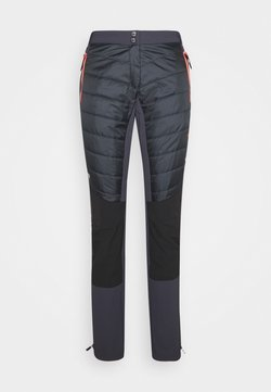 CMP - WOMAN PANT - Pantalones - antracite/red fluo