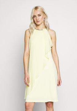 Esprit Collection - LUX FLUID - Cocktailkleid/festliches Kleid - lime yellow