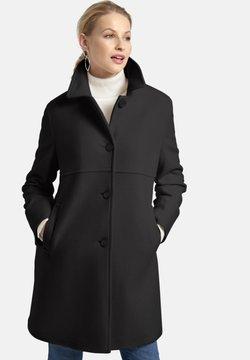 Basler - MIT EINGRIFFTASCHEN - Klassischer Mantel - schwarz