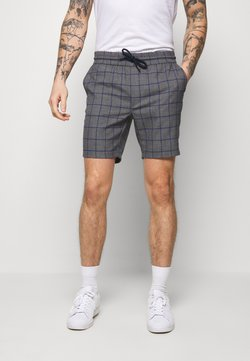 Only & Sons - ONSLARRY CHECK - Shorts - titanium