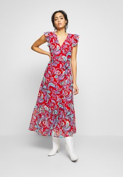Pepe Jeans - MIREN - Robe longue - red