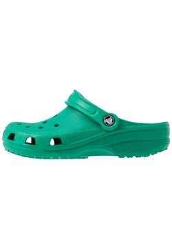 Crocs - CLASSIC UNISEX - Badesandale - deep green