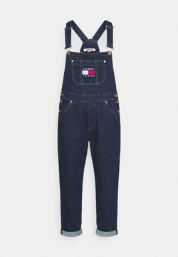 Tommy Jeans - DUNGAREE - Salopette - oslo dark blue com