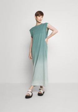 Weekday - LIA PRINTED DRESS - Jerseykleid - green