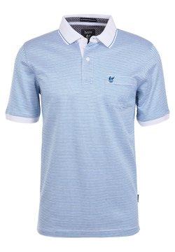 hajo Polo & Sportswear - JACQUARD - Poloshirt - white