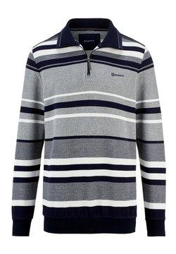 Babista - Sweatshirt - grau,marineblau