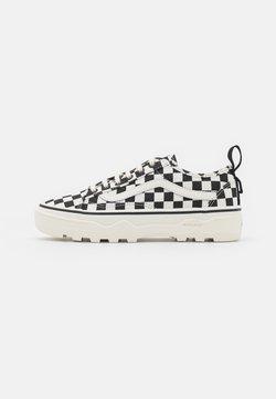Vans - SENTRY OLD SKOOL - Sneakersy niskie - marshmallow/black