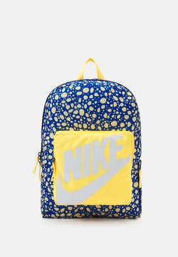 Nike Sportswear - CLASSIC UNISEX - Reppu - citron pulse/blue void/white