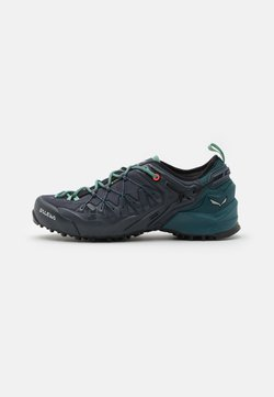 Salewa - WILDFIRE EDGE GTX - Hikingschuh - ombre blue/atlantic deep