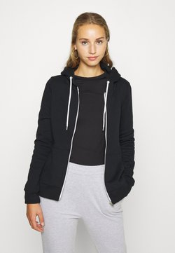 Even&Odd - Sweatjacke - black