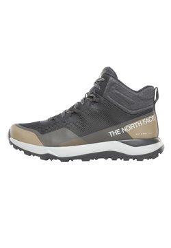 The North Face - M ACTIVIST MID FUTURELIGHT - Hikingschuh - asphalt grey/moab khaki