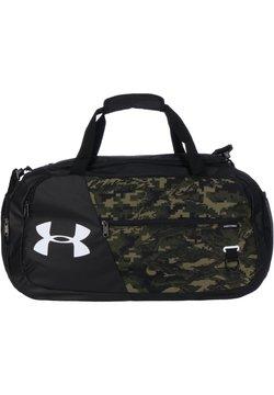 Under Armour - UNDENIABLE DUFFEL 4.0 - Sports bag - black/baroque green