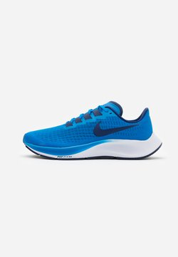 Nike Performance - AIR ZOOM PEGASUS 37 - Neutrala löparskor - photo blue/blue void/white