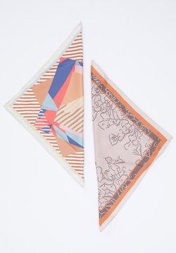 DeFacto - 2ER PACK - Écharpe - brown