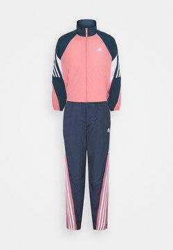adidas Performance - GAMETI SET - Trainingsanzug - hazros/crenav/white