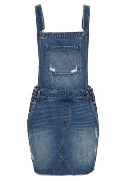 ONLY - ONLSKY AUTHENTIC SPENCER DRESS - Vestido informal - dark blue denim