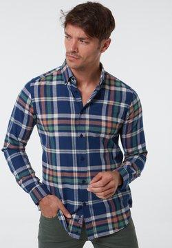 Jimmy Sanders - Hemd - dunkelblau